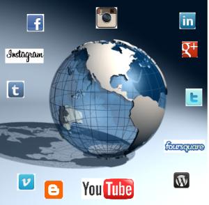 Las Redes Sociales también en el Mundo Físico