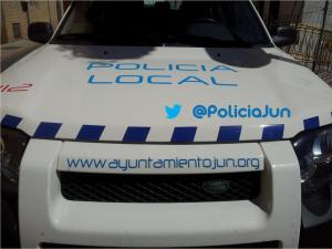 policia twitter