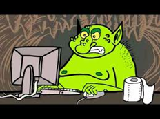 Troll redes sociales