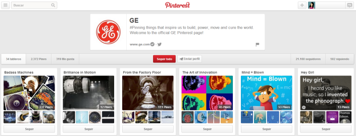 Pinterest B2B