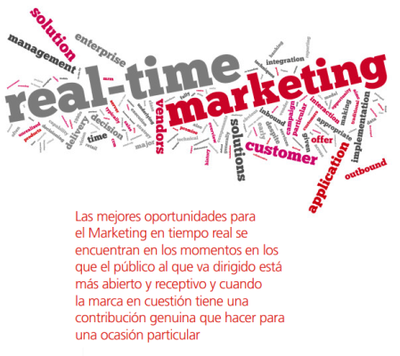Marketing tiempo real para pymes